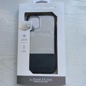 Platinum iPhone 11 pro case